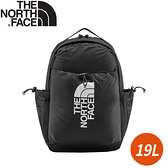 【The North Face 19L 便捷舒適休閒後背包《黑》】52TB/電腦包/雙肩背包/通勤背包/休閒背包