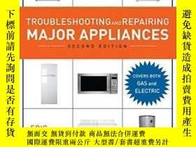 二手書博民逛書店Troubleshooting罕見And Repairing Major Appliances 2nd Ed.