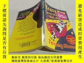 二手書博民逛書店KRAZY罕見KOW SAVES THE WORLD《瘋狂的KOW拯救了世界》Y212829