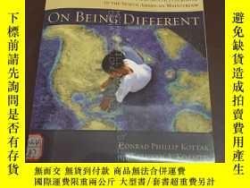 二手書博民逛書店On罕見Being Different:Diversity an