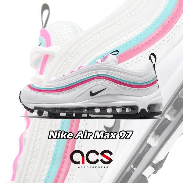 【六折特賣】Nike 休閒鞋 Wmns Air Max 97 白 粉紅 女鞋 運動鞋 【ACS】 CT6806-116