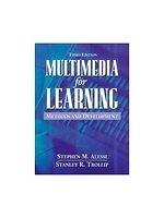 二手書博民逛書店《Multimedia for learning : metho