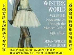 二手書博民逛書店Literature罕見Of The Western WorldY255562 Wilkie, Brian (