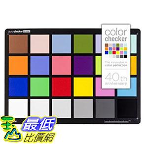 [106美國直購] X-Rite ColorChecker Classic B000JLO31C (MSCCC)