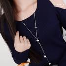 S925銀高雅大方時尚風格項鍊-維多利亞161117