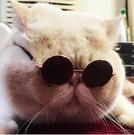 寵物狗狗貓咪眼鏡搞怪泰迪藍貓墨鏡