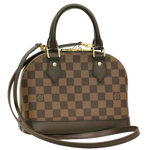 茱麗葉精品 全新精品 Louis Vuitton LV N41221 ALMA BB 附背帶小手提艾瑪包(預購)