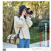 攝影包 國家地理相機包數碼專業攝影包單反單肩帆布多功能防水便攜佳能 居優佳品igo