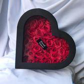 【雙12】全館低至6折超火心形香皂花玫瑰禮盒 情人節送女生生日禮物 創意浪漫