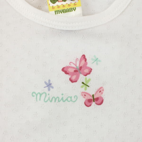 【愛的世界】小蝴蝶無袖雪紡紗3件組套裝禮盒/6個月~2歲-台灣製- ★禮盒推薦