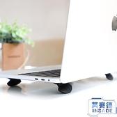 2個裝 筆記本支架桌面增高底座電腦散熱辦公室折疊【英賽德3C數碼館】