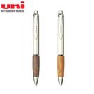 又敗家UNI中性原子筆UMN-515橡木原木筆PURE MALT樽桶0.5mm圓珠筆0.5mm原子筆木頭筆日本製造鋼珠筆