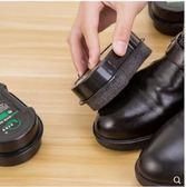 鞋擦皮鞋保養增亮神器雙面海綿擦鞋無色鞋蠟鞋油刷子限時八九折