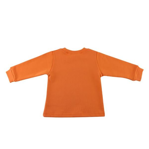 【愛的世界】純棉圓領森林家族長袖上衣/1~2歲-台灣製- ★秋冬上著