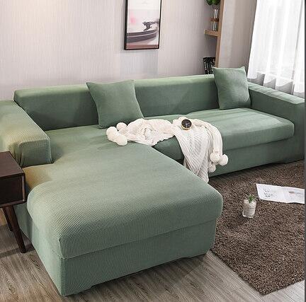 沙發罩 彈力懶人沙發套罩全包萬能套通用型加厚皮沙發罩沙發墊巾全蓋布藝【快速出貨八折搶購】
