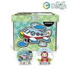 【C.C Design】台灣製 專利畚斗型 瓦楞紙收納箱 童趣設計款 免運費