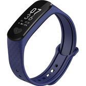 智慧手環心率血壓監測儀心電圖多功能運動手表計步器蘋果安卓量血壓健康脈搏【韓衣舍】