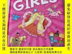 二手書博民逛書店My罕見Favourite stories for Girls:我最喜歡的女孩故事Y212829