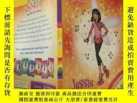 二手書博民逛書店Jessie罕見the Lyrics Fairy: 歌詞仙 女傑西Y200392