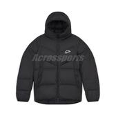 Nike 外套 NSW Down Fill Windrunner 黑 白 男款 保暖 連帽 羽絨外套 運動休閒 【ACS】 CU4405-010