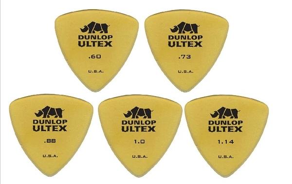 Dunlop 4260 Pick 彈片(五片組) 【Dunlop專賣店/Ultex Triangle】
