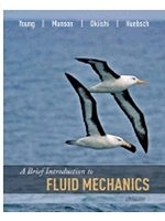 二手書博民逛書店 《Brief Introduction to Fluid Mechanics》 R2Y ISBN:0471680885│DonaldF.Young