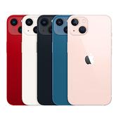 Apple iPhone 13 mini 256GB(午夜/星光/粉/紅/藍)【預購】【愛買】