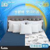 日本防蚊透氣記憶床墊8cm(雙加6尺)【Fuddo 福朵】