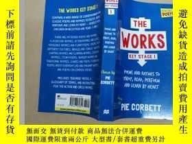 二手書博民逛書店The罕見Works Key Stage 1 工程關鍵階段1Y7