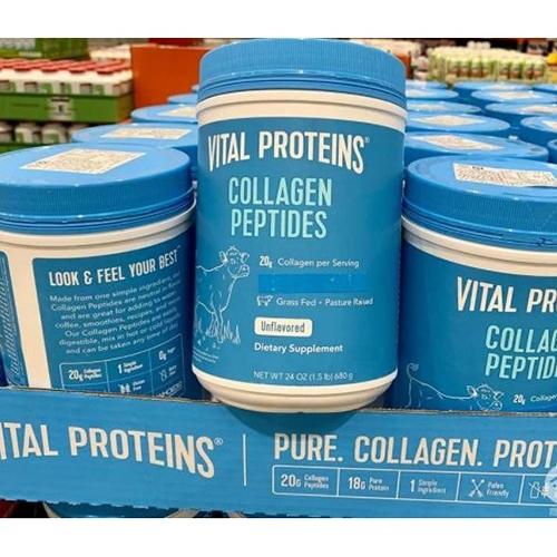[COSCO代購] C1303463 VITAL PROTEINS 膠原蛋白粉 680克