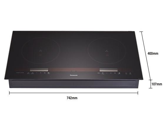 《Panasonic 國際牌》IH 調理爐 KY-E227E-K (含運不含安裝)