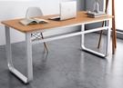 電腦桌台式家用簡易經濟型臥室書桌簡約臥室辦公桌學生寫字小桌子ATF 格蘭小舖