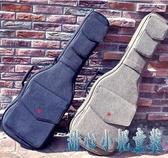 個性搖滾加厚電吉他電貝斯包背包貝司琴盒琴包吉他袋套 FF4272【甜心小妮童裝】