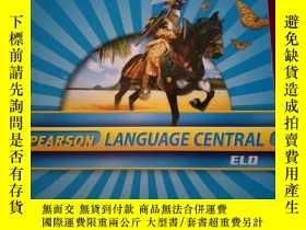 二手書博民逛書店PEARSON罕見LANGUAGE CENTRAL 7Y332659