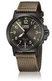 ORIS  BC3 Advanced日曆星期機械腕錶(0173576414263-0752222G)42mm