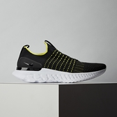 Nike React Phantom Run FK 2 男鞋 黑黃 襪套 輕量 透氣 避震 慢跑鞋 CJ0277-004