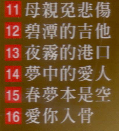 巨星珍藏版 郭金發 6 CD (購潮8)