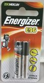 Energizer 勁量鹼性6號AAAA   電池  【2入/片】