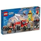 【南紡購物中心】【LEGO 樂高積木】City 城市系列 - 消防指揮車60282