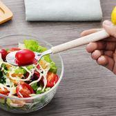 可愛創意304不銹鋼勺子 小麥秸稈餐具套裝小家用湯匙兒童成人調羹【卡米優品】