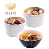 【照料理】媽煮湯-纖卡450湯品 ( 蟲草花煲竹笙雞湯x2袋、養氣蟲草燉子排湯x2袋、南瓜牛肉湯x2袋)