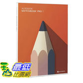 [103美國直購] Autodesk SketchBook  Pro 7 PC/Mac Disc