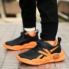男童鞋子2020新款秋季兒童網面透氣男孩鞋學生中大童運動鞋冬季 小艾新品