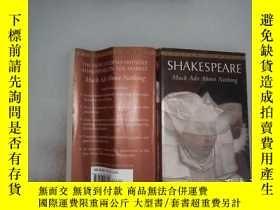 二手書博民逛書店Much罕見Ado About Nothing 無事生非Y206421 William Shakespeare