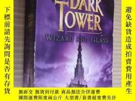 二手書博民逛書店The罕見Dark Tower : Wizard and Gla