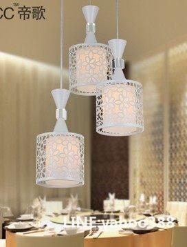 鐵藝雕花吊燈 飯廳客廳臥室用具