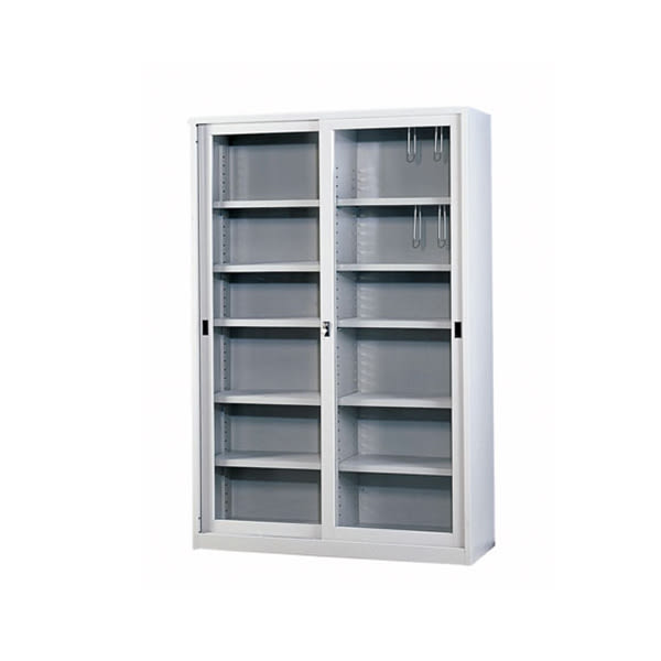 【YUDA】JS18M178G 4x6連坐書櫃/鐵櫃(中隔) 文件櫃/展示櫃/公文櫃