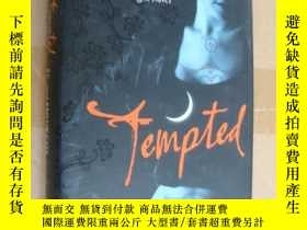 二手書博民逛書店Tempted罕見( A house of night nove