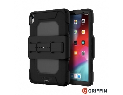 Griffin Survivor All-Terrain iPad Pro 11吋 軍規三層防護保護套組 強強滾