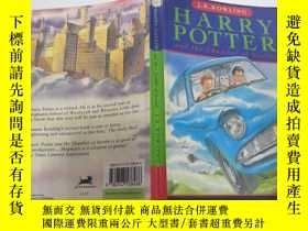 二手書博民逛書店Harry罕見Potter and the Chamber of Secrets:哈利波特與密室。Y21282